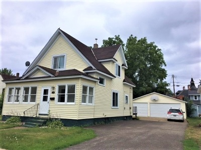 Wausau Single Family Home For Sale: 418 Prospect Avenue