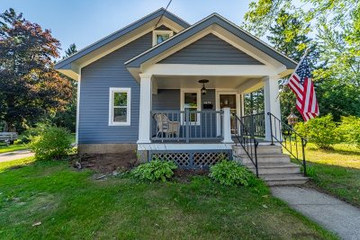 Wausau Single Family Home Active - With Offer: 1651 Spring Street
