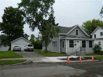 Wausau Single Family Home For Sale: 832 McIntosh Street