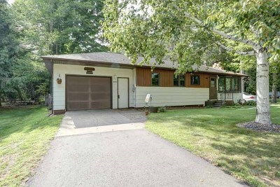 Wausau Single Family Home Active - With Offer: 602 S 36th Avenue