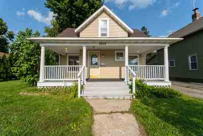 Wausau Single Family Home For Sale: 1105 Prospect Avenue