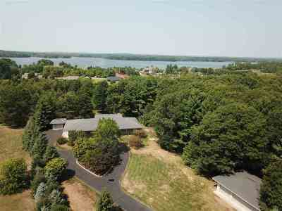 Mosinee Single Family Home For Sale: 1297 River Lane