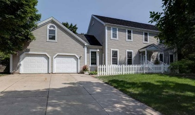 Wausau Single Family Home For Sale: 4003 Briarwood Avenue