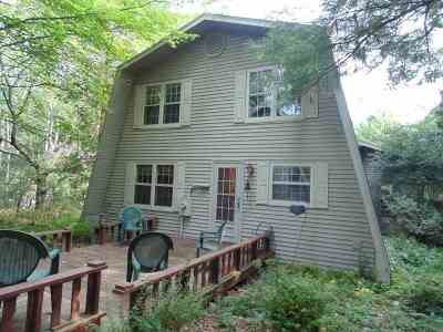 Iola Single Family Home Active - With Offer: E1816 Lake Shore Drive