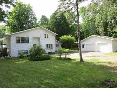 Wausau Single Family Home For Sale: 3800 Swan Avenue