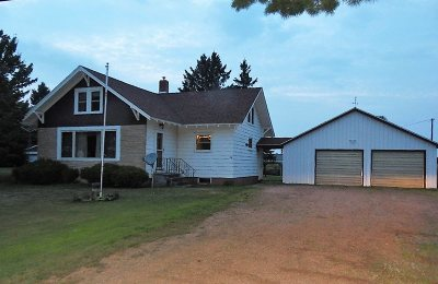 Merrill Single Family Home For Sale: W4714 County Road G