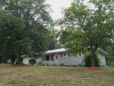 Mosinee Single Family Home Active - With Offer: 1759 County Road Kk