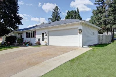 Wausau Single Family Home For Sale: 1602 Cherry Street