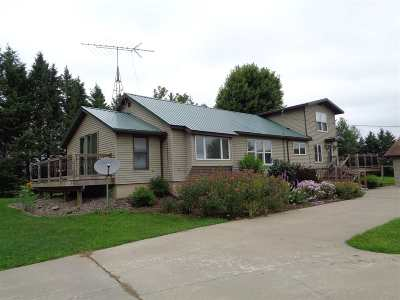 Owen Single Family Home Active - With Offer: N624 Larson Drive
