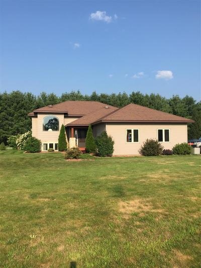 Mosinee Single Family Home For Sale: 734 Kris Lane