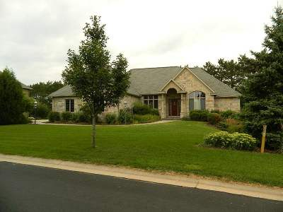Wausau Single Family Home For Sale: 3612 Golf View Drive