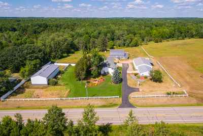 Rudolph Single Family Home Active - With Offer: 1392 State Highway 66