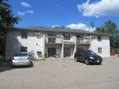 Stevens Point Multi Family Home For Sale: 640 2nd Street North