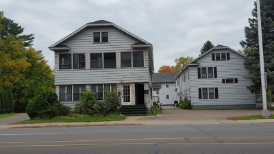 Wausau Multi Family Home For Sale: 1412 Grand Avenue