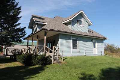 Ogema Single Family Home For Sale: W6976 County Road I