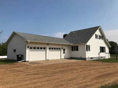 Single Family Home Active - With Offer: 183722 County Road Ii