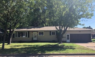 Merrill Single Family Home Active - With Offer: 1301 Cedar Street