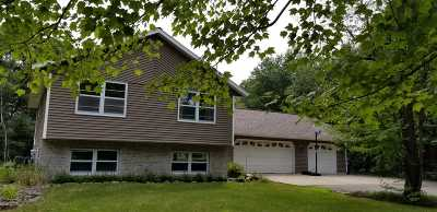 Mosinee Single Family Home Active - With Offer: 2088 Helke Road