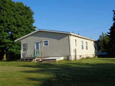 Ogema Single Family Home Active - With Offer: W5457 W Bjorklund Road