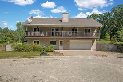 Almond Single Family Home Active - With Offer: 7433 County Road A