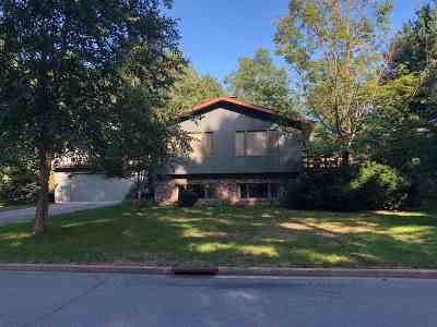 Mosinee Single Family Home Active - With Offer: 606 14th Street