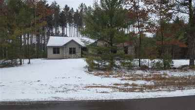 Wisconsin Rapids Single Family Home For Sale: 5220 Prairie Ridge Drive