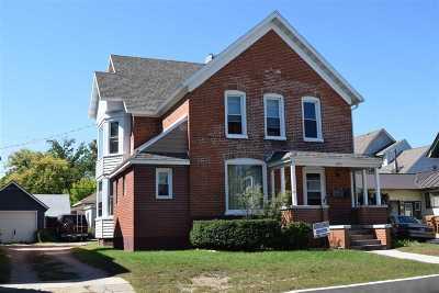 Stevens Point Multi Family Home For Sale: 1556 Church Street