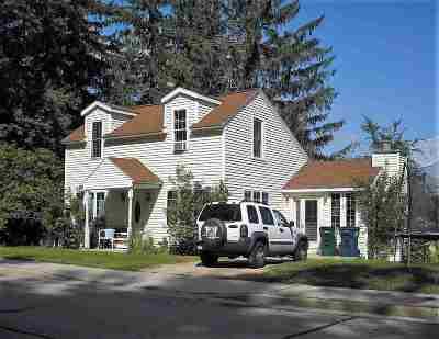 Iola Single Family Home Active - With Offer: 340 W State Street