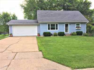 Wausau WI Single Family Home Active - With Offer: $134,900
