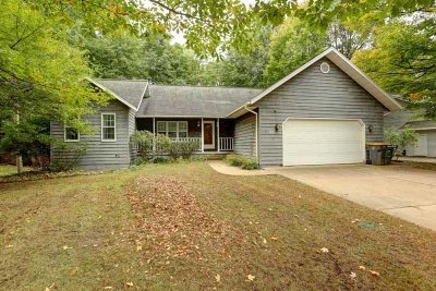 Wausau WI Single Family Home For Sale: $235,000
