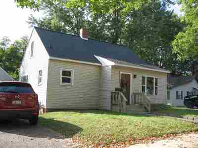 Wausau WI Single Family Home For Sale: $89,000