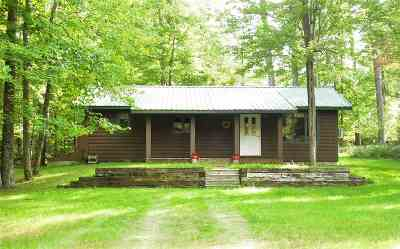 Iola Single Family Home Active - With Offer: E3359 County Road Gg