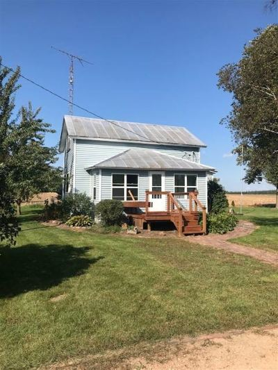 Amherst Junction Single Family Home For Sale: 1609 County Road A