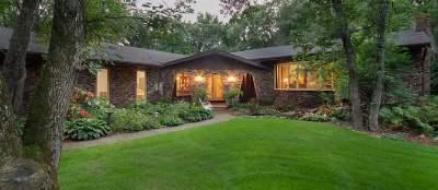 Bancroft Single Family Home For Sale: 6394 Konopacki Road