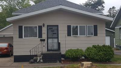 Wausau WI Single Family Home For Sale: $75,900