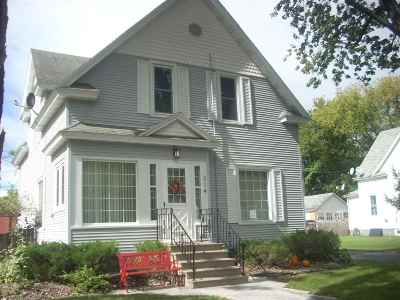 Wausau WI Single Family Home For Sale: $118,900