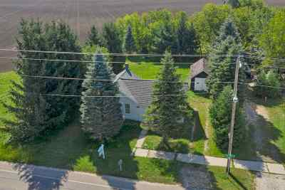 Almond Single Family Home For Sale: 1201 County Road D