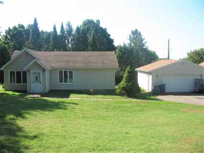 Wausau WI Single Family Home For Sale: $115,000