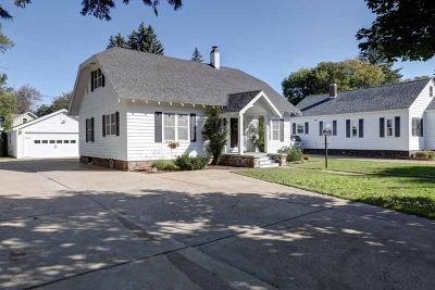 Wausau WI Single Family Home For Sale: $124,500