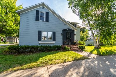Wausau WI Single Family Home For Sale: $149,579