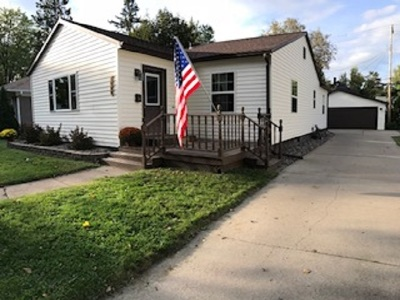 Wausau WI Single Family Home For Sale: $128,500