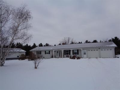 Stetsonville Single Family Home Active - With Offer: N763 Oriole Drive
