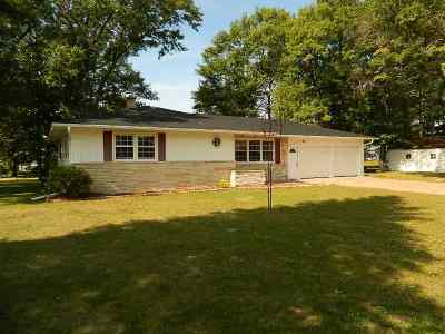 Mosinee Single Family Home For Sale: 309 Birch Street