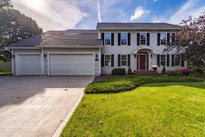 Wausau Single Family Home For Sale: 3912 Crestwood Drive