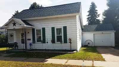 Merrill Single Family Home Back On Market-Fall Thru: 1605 E 2nd Street