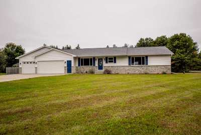 Wisconsin Rapids Single Family Home Active-Bump: 3210 88th Street South