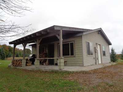 Westboro Single Family Home For Sale: W4193 State Highway 102
