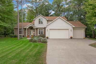 Stevens Point Single Family Home For Sale: 1816 Halstad Drive