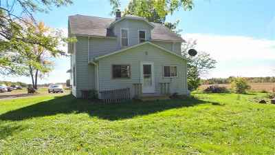 Medford Single Family Home Active - With Offer: W6537 Apple Avenue