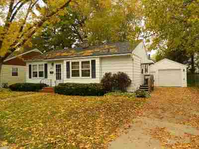 Wausau Single Family Home For Sale: 612 Ruder Street